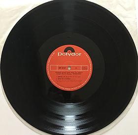 jimi hendrix vinyls album/experience polydor mp 2157 japan