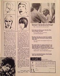 jimi hendrix rotily magazine / rave 2/1967