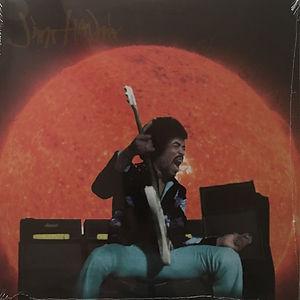 jimi hendrix bootlegs vinyls 1970 / shaking funk !