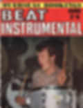 jimi henrix magazine /beat instrumental june 1967