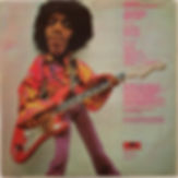 jimi hendrix collector vinyls LP/albums/band of gypsys reissue 1977 australia