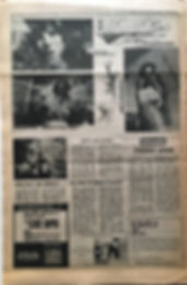 jimi hendrix newspapers/it international times 5/1/1968 flashback olympid rowndhouse