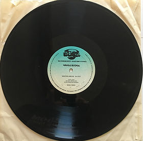 jimi hendrix bootlegs vinyls/star spangled blues side c/ 1985