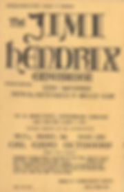jimi hendrix memorabilia 1970/