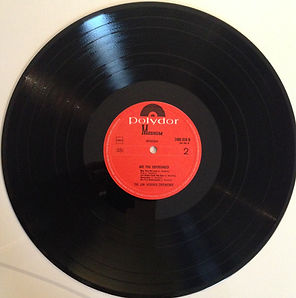 jimi hendrix collector vinyls lp/are you experienced 1972 holland