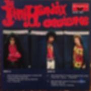 jimi hendrix collector vinyls lp bootlegs/germany 1967