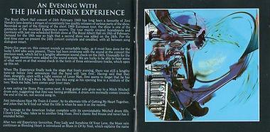 jimi hendrix bootleg cd/ an evening with jimi hendrix experience