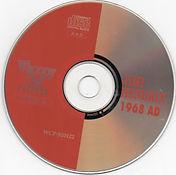 jimi hendrix cd bootleg/ 1968 AD