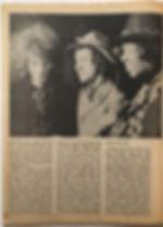 jimi hendrix magazine 1969/hit parader: elerctric ladyland part 3