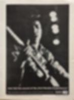 jimi hendrix magazine/jazz & pop AD: sunn july 1968