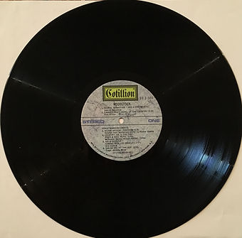 jimi hendrix rotily vinyls collector/woodstock  1970 usa