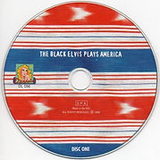 jimi hendrix bootlegs cds 1970 / the black elvis plays america / dandelion   1999 disc 1