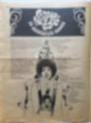 jimi hendrix newspapers 1969/go june 6 1969 : concert newport 69
