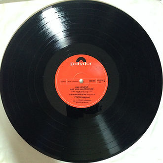 jimi hendrix vinyls 1967 /are you experienced germany side 2