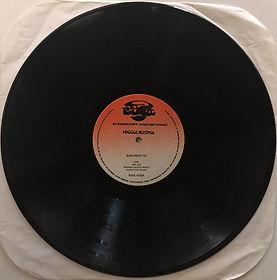 jimi hendrx vinyl bootleg album/midnight magic: side a