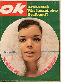 jimi hendrix rotily magazine/ ok 27/3/1967