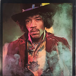 jimi hendrix rotily vinyls collection/1973 electric ladyland polydor