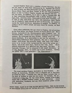 jimi hendrix magazine/vibrations june 1968