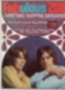 jimi hendrix magazine 1968/fabulous 208 december 7 1968