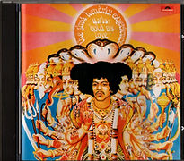 jimi hendrix rotily cd collector/axis bold as love