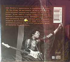 jimi hendrix rotily box cd collector / stages usa