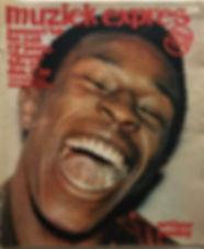 jimi hendrix magazine/muziek expres january 1968