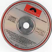 jimi hendrix cd/ electric ladyland cd/1985