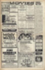 jimi hendrix newspaper/berkeley barb september 6-12 1968