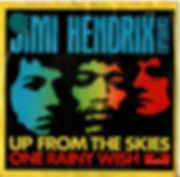 jimi hendrix rotily singles collector-up from the skies 1968 norway