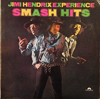 jimi hendrix rotily /smash hits