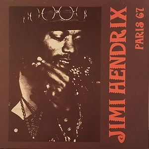 jimi hendrix collector lp vinyls 33t/ paris 67