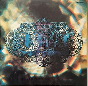 jimi hendrix album vinyls/rainbow bridge 1971