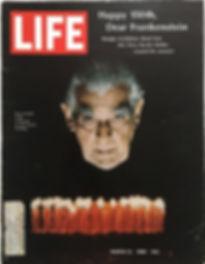 jimi hendrix magazine/life march 15 1968