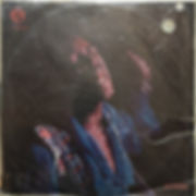 jimi hendrix vinyl album lp/in th west taiwan 1972