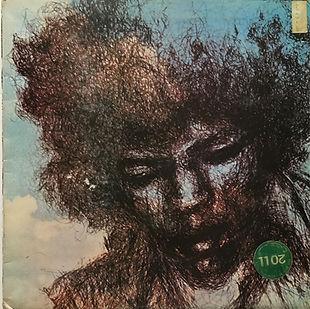 jimi hendrix vinyl lp album/cry of love labanon 1971