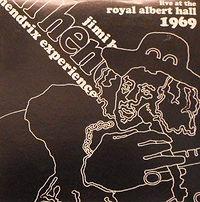 cd bootlegs jimi hendrix 69/live at the royal albert hall 1969