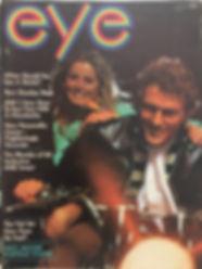 jimi hendrix magazine /eye may 1968