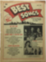 jim hendrix magazine 1969/best songs april 1969