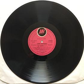 jimi hendrix album vinyl/side 2 / more experience 1972 argentina