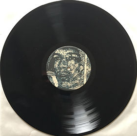 jamming with freinds jimi hendrix bootleg vinyl/koine records 1989