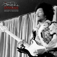 Jimi Hendrix-Cologne - January 13, 1969.