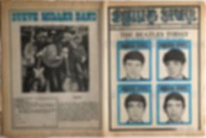 jimi hendrix newspaper 1968/rolling stone october 26 1968