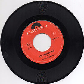 hendrix singles vinyls /51st anniversary