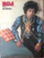 jimi hendrix magazines 1968/ bild jounalen july 10, 1968