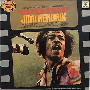 jimi henrix vinyls album/experience 1971 norway sonet records