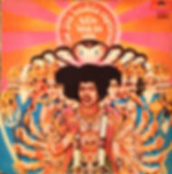 jimi hendrix collector rotily pat/axis bold as love