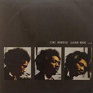 jimi hendrix vinyl album lp/loose ends /brazil 1974