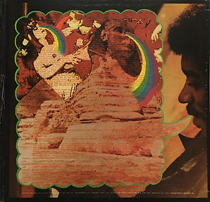 jimi hendrix vinyls albums/rainbow bridge