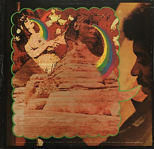 album vinyls rainbow bridge jimi hendrix