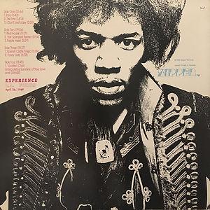 jimi hendrix album vinyl bootlegs1969/ l.a forum  1969